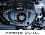 The Powerful Engine Of The...