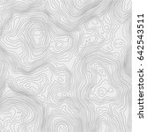 topographic map background... | Shutterstock .eps vector #642543511