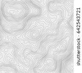 topographic map background...   Shutterstock .eps vector #642543721