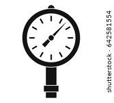 Manometer Or Pressure Gauge...