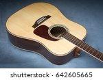 Beautiful Six String Acoustic...