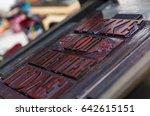 london  england  05 05 2017... | Shutterstock . vector #642615151