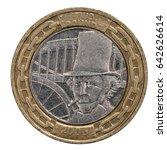 British Two Pound Coin  Brunel...