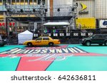 new york  usa   nov 20  stage... | Shutterstock . vector #642636811