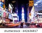 New York   Nov 11  Times Square ...