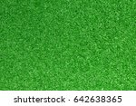 artificial turf | Shutterstock . vector #642638365