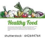 vector illustration of the... | Shutterstock .eps vector #642644764