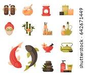 vector illustrations of... | Shutterstock .eps vector #642671449