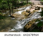 Cascades Of Water Chickasaw...