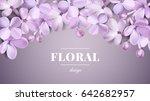 Soft Pastel Color Floral 3d...