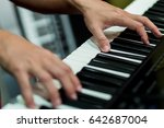drums closeup | Shutterstock . vector #642687004