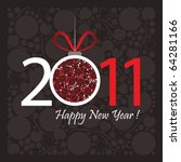2011 Happy New Year Greeting...