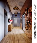 urban contemporary modern...   Shutterstock . vector #642814969
