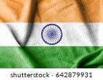 india cotton flag | Shutterstock . vector #642879931