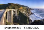 View From The Bixby Bridge...
