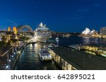 sydney  australia  april 20 ... | Shutterstock . vector #642895021