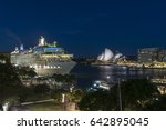 sydney  australia  april 20 ... | Shutterstock . vector #642895045
