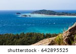 lipe island view from adang... | Shutterstock . vector #642895525