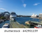 sydney  australia  april 20 ... | Shutterstock . vector #642901159