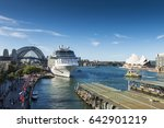 sydney  australia  april 20 ... | Shutterstock . vector #642901219