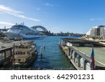 sydney  australia  april 20 ... | Shutterstock . vector #642901231