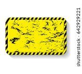 design business card template.... | Shutterstock .eps vector #642929221