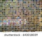 Mosaic Textures Background