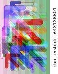 direction template design | Shutterstock .eps vector #643138801