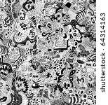Crazy Psychedelic Doodles