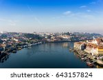 porto  portugal   november 17 ... | Shutterstock . vector #643157824