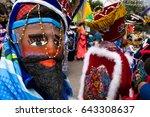 mexico city mexico september 21 ... | Shutterstock . vector #643308637