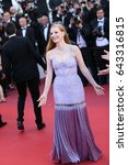 jessica chastain attends the ... | Shutterstock . vector #643316815