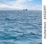 ship at sea | Shutterstock . vector #64332397