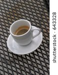 expresso   Shutterstock . vector #643328