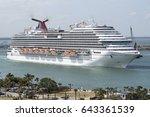 Cruise Ship Carnival Magic...