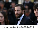 jake gyllenhaal  attends the ...   Shutterstock . vector #643396219
