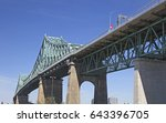 View Of Jacques Cartier Bridge...
