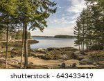 Small photo of Maine water view