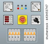 Electrical Control Panel And...
