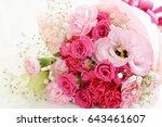 beautiful flowers   Shutterstock . vector #643461607