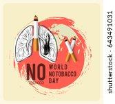 illustration of world no...   Shutterstock .eps vector #643491031