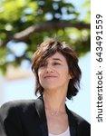 charlotte gainsbourg attends... | Shutterstock . vector #643491559
