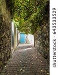villebrequin street in la...   Shutterstock . vector #643533529