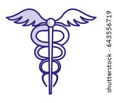pharmacy symbol isolated icon | Shutterstock .eps vector #643556719