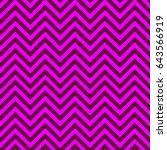 violet seamless chevron pattern ... | Shutterstock .eps vector #643566919