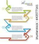 design elements loop style...   Shutterstock .eps vector #643577161