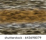 the texture of the planet  gas... | Shutterstock . vector #643698079