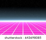 background in the style of... | Shutterstock . vector #643698085