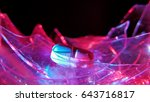 alcoholism and drag abuse in...   Shutterstock . vector #643716817
