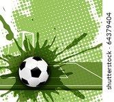 soccer   Shutterstock .eps vector #64379404